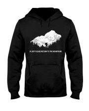 To The Mountains Hooded Sweatshirt thumbnail