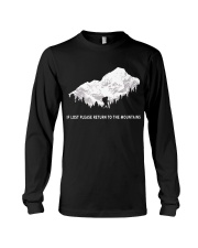 To The Mountains Long Sleeve Tee thumbnail