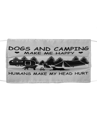 Dogs And Camping