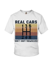 Real Cars Youth T-Shirt tile