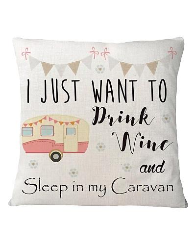 Sleep In My Caravan