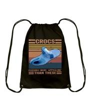 Crocs Possibly More Appealing Drawstring Bag thumbnail