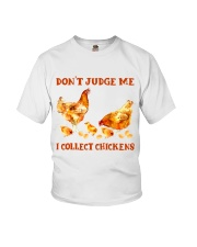 I Collect Chickens Youth T-Shirt thumbnail