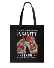 I Enjoy Every Minute Of It Tote Bag thumbnail