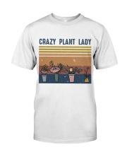 Crazy Plant Lady Classic T-Shirt thumbnail