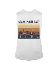 Crazy Plant Lady Sleeveless Tee thumbnail