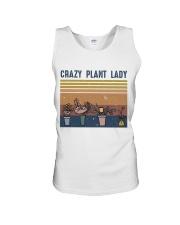 Crazy Plant Lady Unisex Tank thumbnail