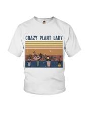 Crazy Plant Lady Youth T-Shirt thumbnail