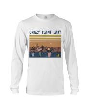 Crazy Plant Lady Long Sleeve Tee thumbnail