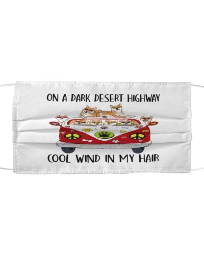 On A Dark Desert Highway Akita