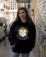 It's Just A Chicken Hooded Sweatshirt lifestyle-unisex-hoodie-front-1
