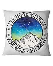 All Good Things Square Pillowcase tile