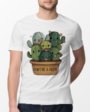Dont Be A Prick Classic T-Shirt lifestyle-mens-crewneck-front-13