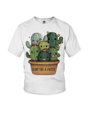 Dont Be A Prick Youth T-Shirt thumbnail