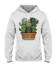 Dont Be A Prick Hooded Sweatshirt thumbnail