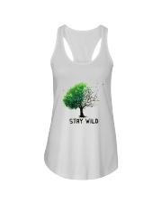 Stay Wild Ladies Flowy Tank thumbnail