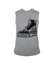 Never Stop Exploring Sleeveless Tee thumbnail