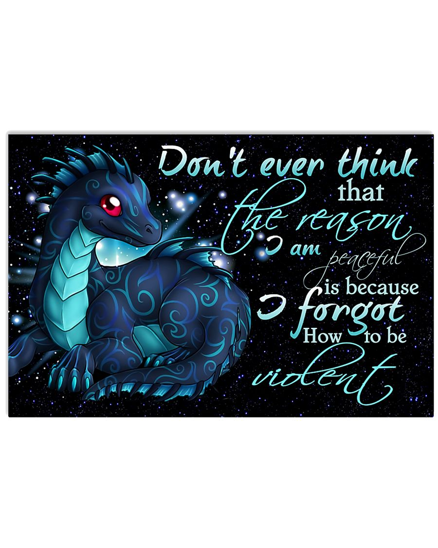 Love Dragon 17x11 Poster