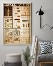 Whisky Knowledge 11x17 Poster lifestyle-poster-1