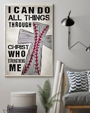 I Can Do All Things 11x17 Poster lifestyle-poster-1