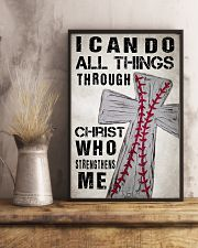 I Can Do All Things 11x17 Poster lifestyle-poster-3