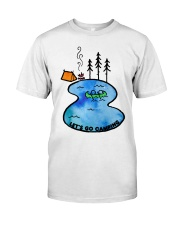 Go Camping Classic T-Shirt tile