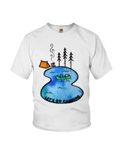 Go Camping Youth T-Shirt tile