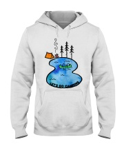 Go Camping Hooded Sweatshirt front