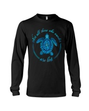 Not All Those Who Wander Long Sleeve Tee tile
