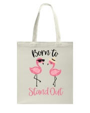 Born To Stand Out Tote Bag thumbnail