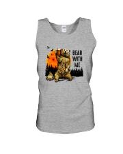 Bear With Me Unisex Tank thumbnail