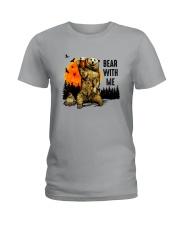 Bear With Me Ladies T-Shirt thumbnail