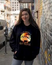 Save Animals Hooded Sweatshirt lifestyle-unisex-hoodie-front-1