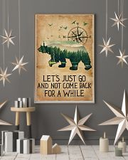 Lets Just Go 11x17 Poster lifestyle-holiday-poster-1