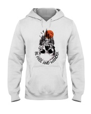 I Hate People Hooded Sweatshirt thumbnail