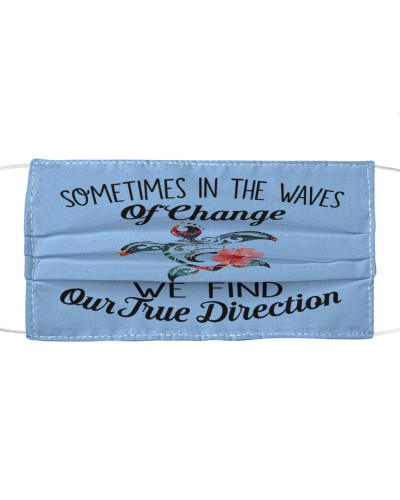 We Find Our True Direction
