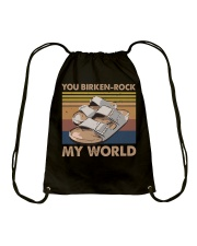 You Birken Rock My World Drawstring Bag thumbnail