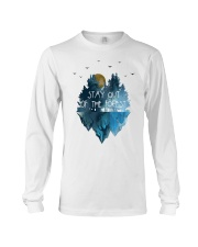 Stay Out Of The Forest Long Sleeve Tee thumbnail
