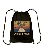 Otter Space Drawstring Bag thumbnail