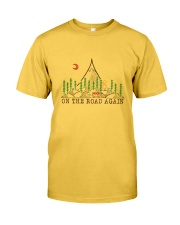 On The Road Again Classic T-Shirt thumbnail