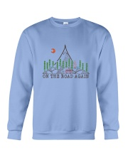 On The Road Again Crewneck Sweatshirt thumbnail