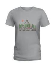 On The Road Again Ladies T-Shirt thumbnail