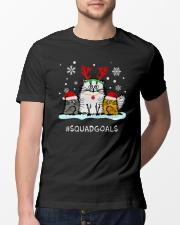 SQUADGOALS Classic T-Shirt lifestyle-mens-crewneck-front-13