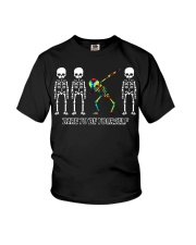 Dare To Be Yourself Youth T-Shirt thumbnail