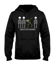 Dare To Be Yourself Hooded Sweatshirt thumbnail