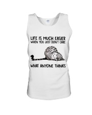 Life Is Much Easier Unisex Tank thumbnail
