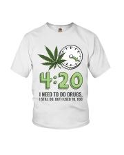 I Need To Do Drug Youth T-Shirt thumbnail