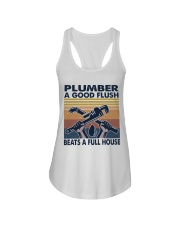 Plumber A Good Flush Ladies Flowy Tank thumbnail