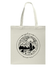 Explore Wave Tote Bag thumbnail