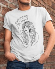 Be A Legend Classic T-Shirt apparel-classic-tshirt-lifestyle-26